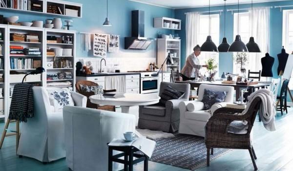 terrific ikea living room design | Best IKEA Living Room Designs for 2012 | Sri Lanka Home ...