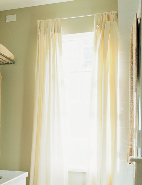 How to measure Window, to do Curtains