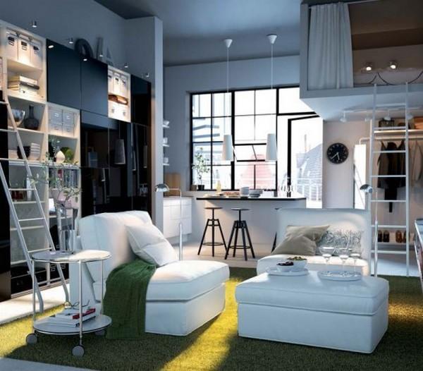 Best IKEA Living Room Designs for 2012