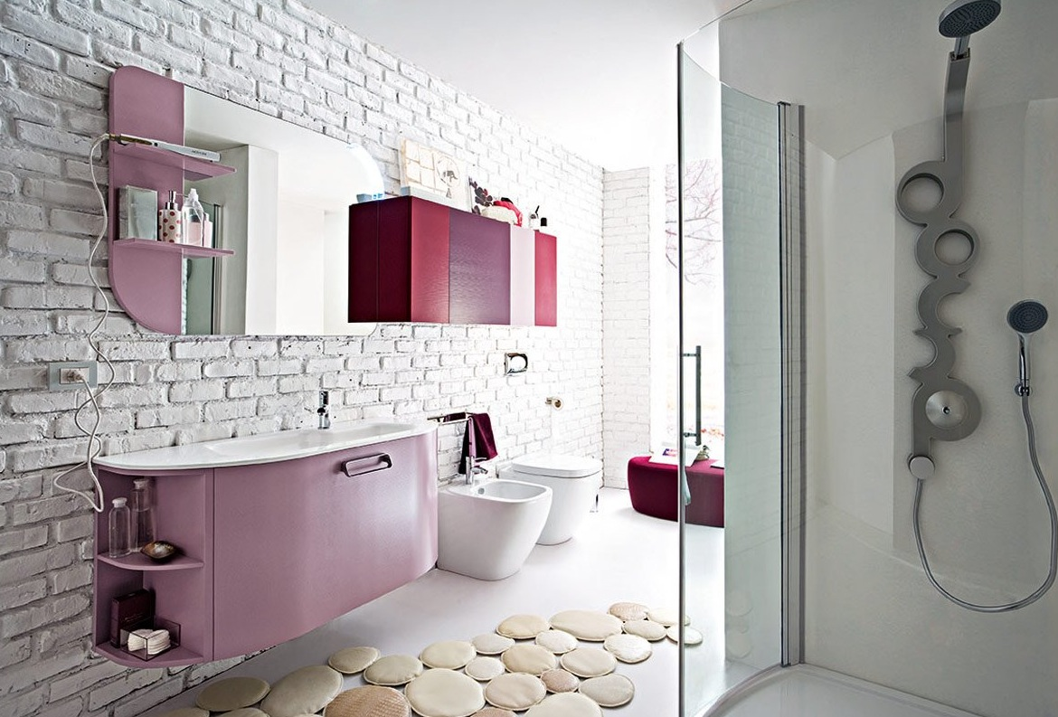 bathroom-accent-wall