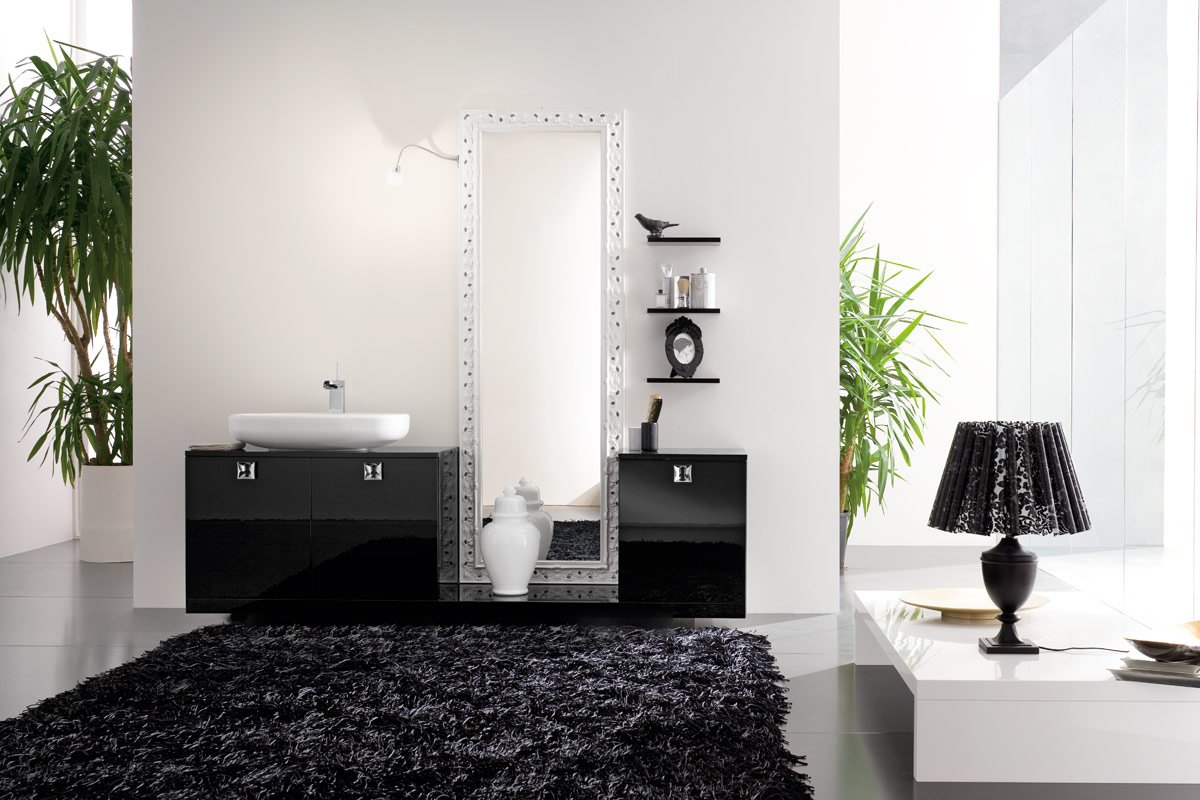 black-rug-bathroom