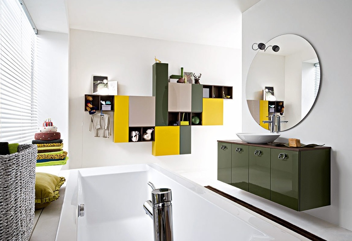 colorful-bathroom