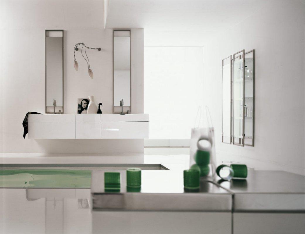 green-white-bathroom