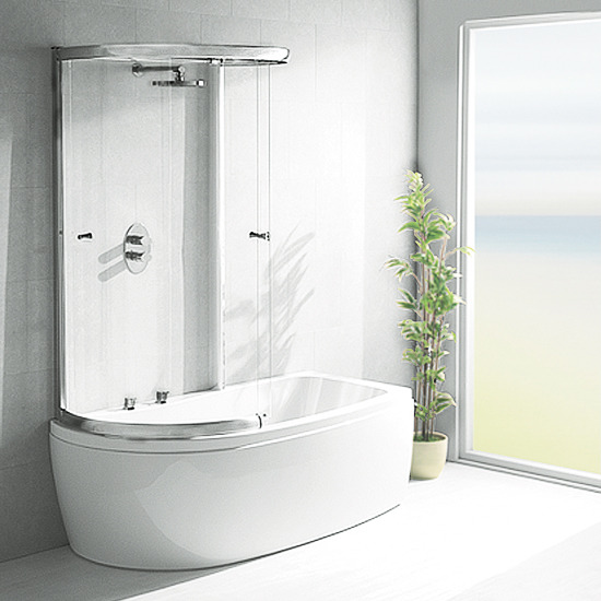 10 Best Shower Baths Ideas