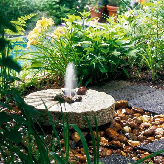Outdoor Garden Fountain Ideas | Sri Lankan Home Decor | Interior ...
