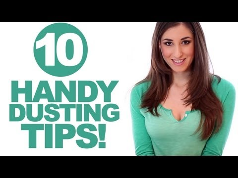 10 Handy Dusting Tips for your Home