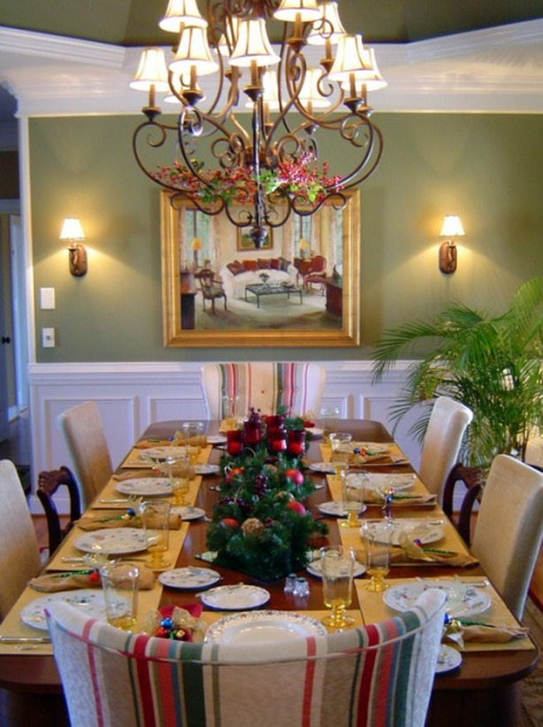 10 Cozy Decor Ideas For Your New Year S Eve Dining Room: Gorgeous Christmas Table Settings