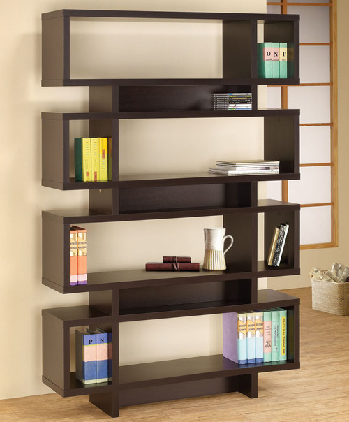 16 Amazing Contemporary Home Bars For The Best Parties: 17 Amazing Bookshelves For Your Home
