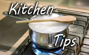 5 Top Kitchen Tips