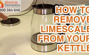 How To Remove Limescale From Your Kettle- Fast and Easy