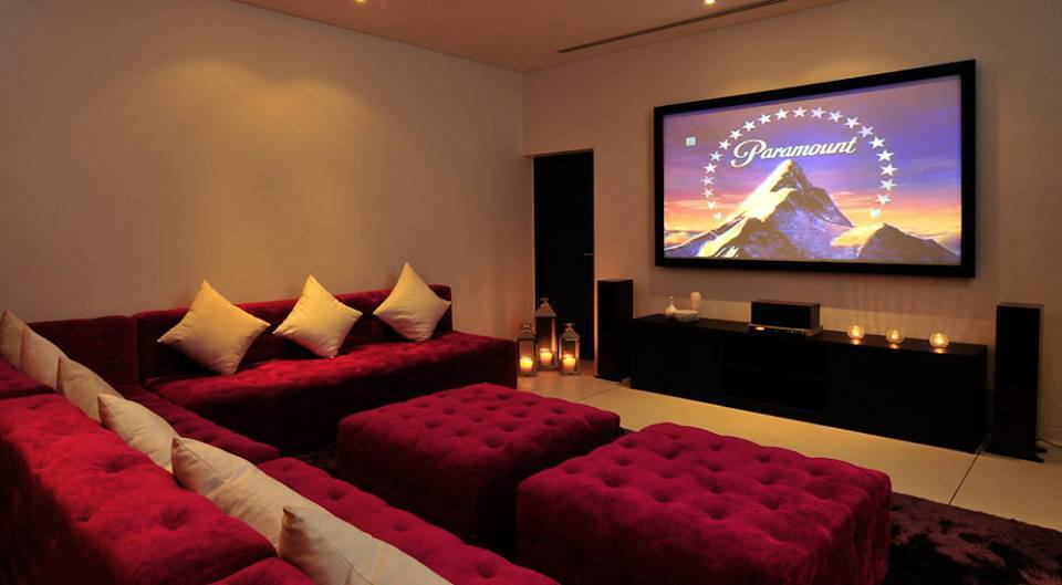 Home Theaters for your Living Room | Sri Lanka Home Decor | Interior ...