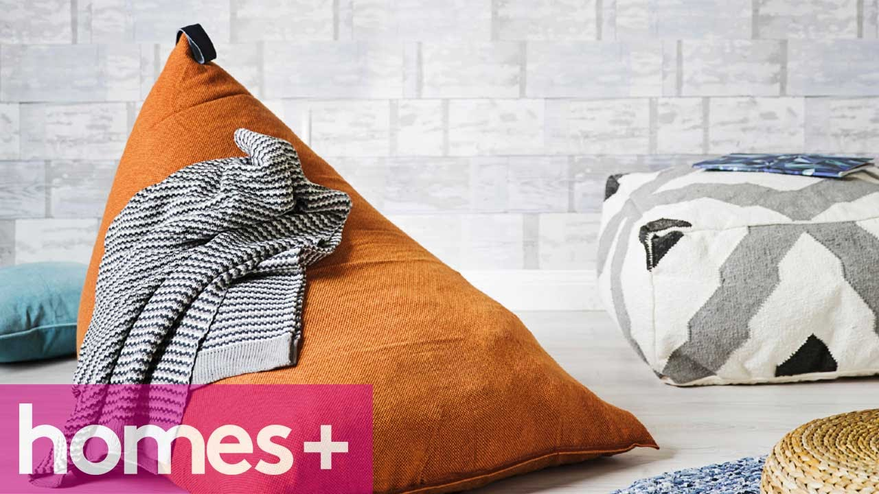 DIY PROJECT: Beanbag for your Home