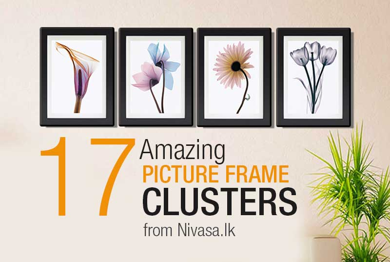 17 Amazing Picture Frame Clusters