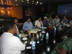 INDIAN DELEGATION EXPRESS THEIR INTEREST FOR  CONSTRUCTIONS RELATED TO HOUSING DEVELOPMENT