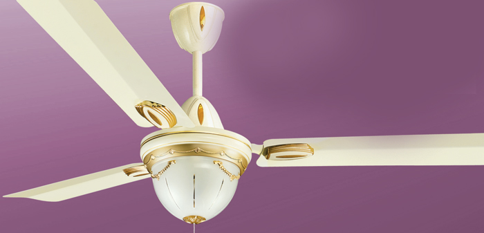 How a Ceiling Fan Works