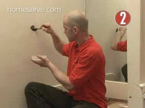 How To Plaster A Hole In The Wall