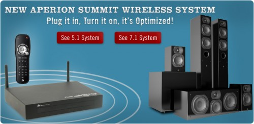 Wireless Home Theater System Always Makes Sure You Have the Best Sound
