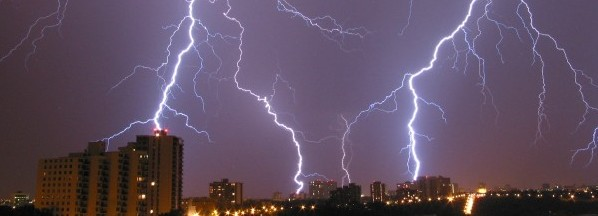 If lightning strikes, Safety Tips for Inside your Home