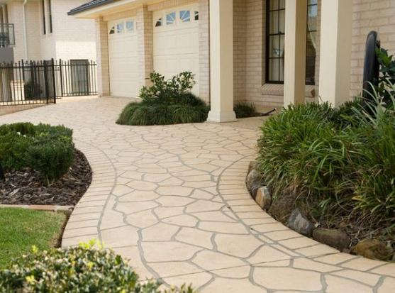 Garden Paving Ideas if you have a boring garden