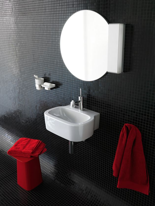 Laufen-Contemporary-Bathroom-Decoration-Single-Tiles-Wash-Basin-Design-from-Palomba-Collection