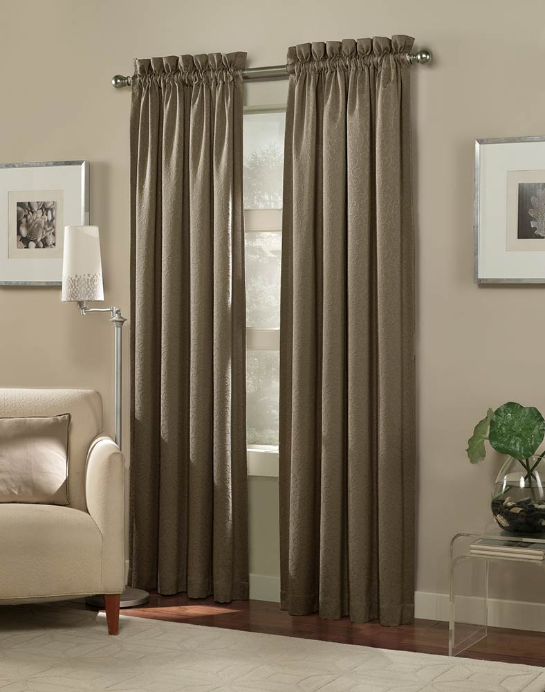 bedroom-furniture-arlington-jacquard-wide-width-curtain-panel-in-cool-brown-and-patterns-for-beautiful-bedroom-drapery-ideas-20-beautiful-drapery-ideas-for-bedrooms