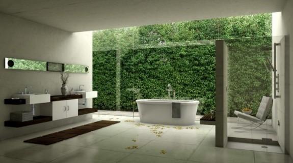 green-wall-nature-bathroom-575x321