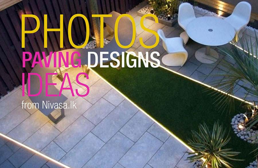 Paving Design Ideas you can achieve for your home