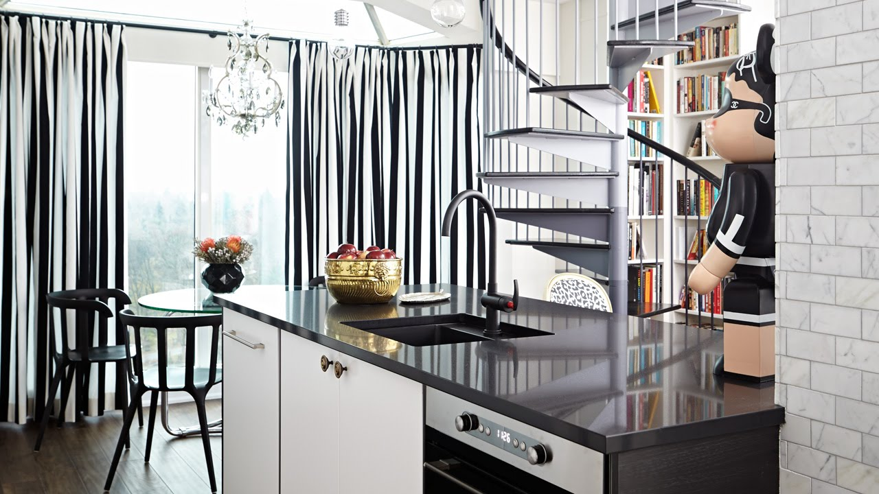 Small Space, Big Style. Something we all love to achieve