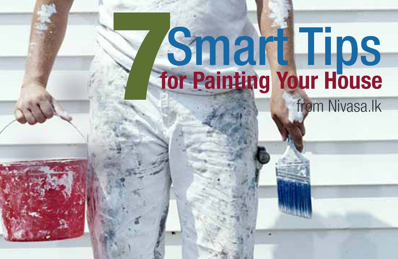 7 Smart Tips for Painting Your House