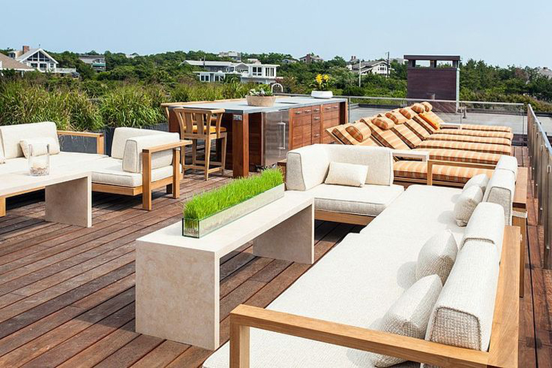 25 amazing rooftop terrace ideas for your next home build