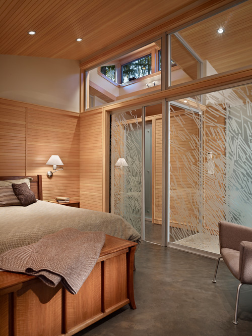 Elegant glass door ideas for your home