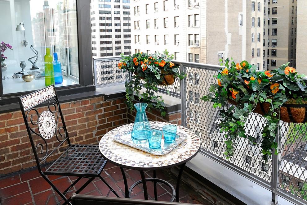 45 Cool Small Balcony Design Ideas 10