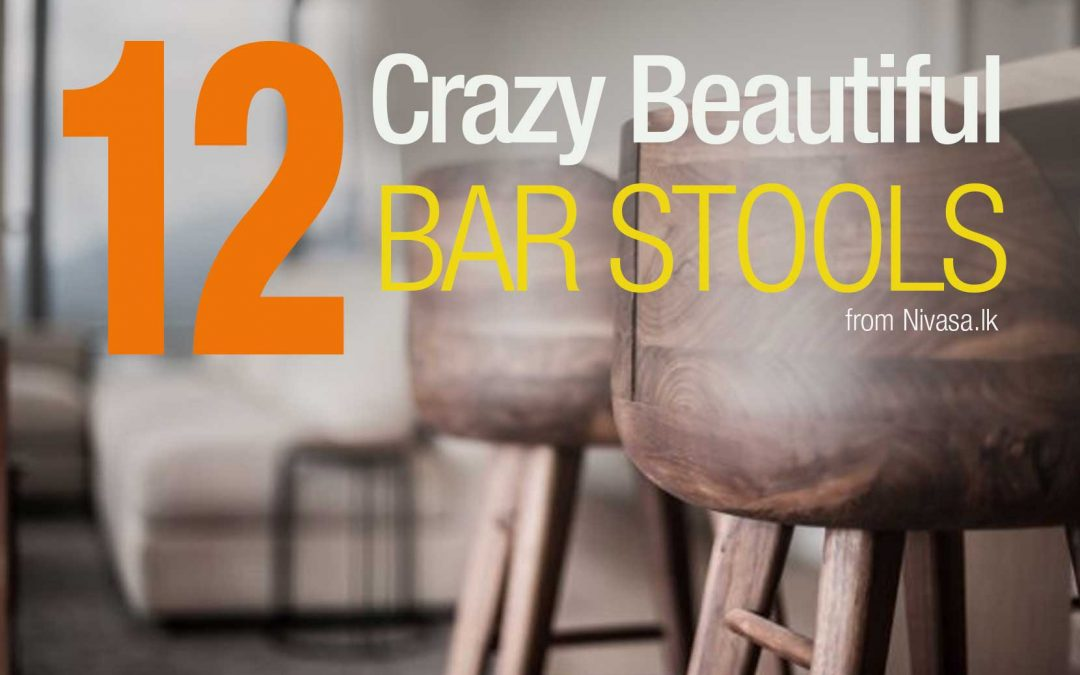 Bar Stool Ideas for your home interior design let's see how to place them